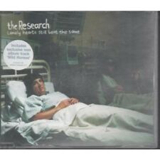 RESEARCH Lonely Hearts Still Beat The Same CD European At Large 2006 2 Track