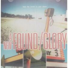 NEW FOUND GLORY From The Screen To Your Stereo CD US Drive Thru 2000 7 Track