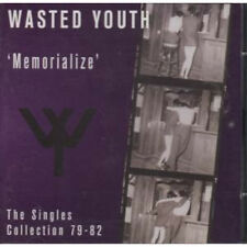 WASTED YOUTH Memorialize: The Singles Collection 79-82 CD UK Jungle 2006 16