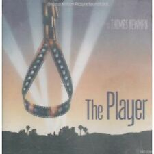 PLAYER (OST) Original Motion Picture Soundtrack CD German Varese Sarabande 1992