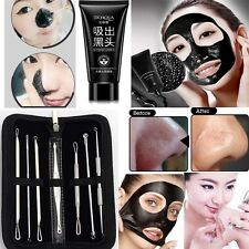 Facial Pore Cleaner Face Blackhead Cleanser Zit Acne Remover Skin Cleansing Tool
