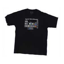 Minecraft Periodic Table Youth OFFICIAL T-Shirt 14F