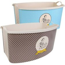 Hamper 42L Retro-Design Laundry bin Laundry Basket Laundry Basket Laundry Bin