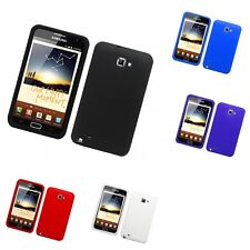 For Samsung Note i717 N7000 Case Silicon Gel Rubber Soft Flexible Phone Cover
