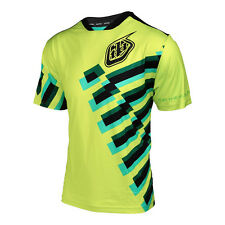 2017 Troy Lee Designs TLD Skyline Force Jersey Flo Yellow XC MTB DH Bicycle