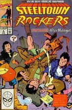 Steeltown Rockers (1990) #3 FN
