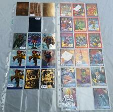 Marvel X Men Collection TradeCards Choose from a selection of Chase Insert Cards