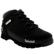 Mens Timberland Euro Sprint Leather Dark Brown Winter Hiking Ankle Boots UK 7-12
