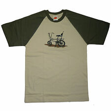 Easy Rider Bike Baseball T-Shirt Chopper Vintage Bicycle BMX 5B