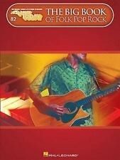 THE BIG BOOK OF FOLK POP ROCK - EZ PLAY TODAY PIANO SONGBOOK 100262