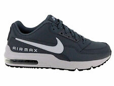NEW MENS NIKE AIR MAX LTD TRAINERS CASUAL SHOES COOL GREY / WHITE / BLACK