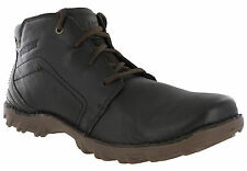 Caterpillar Transform Leather Ankle Chukka Desert Lace Up Mens Boots Big Sizes