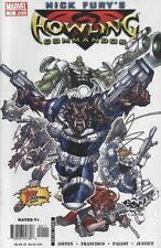 Nick Fury's Howling Commandos (2005) #1A NM