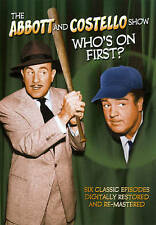 The Abbott and Costello Show: Whos on First (DVD, NEW, 2011 Release)