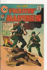 Charlton Comics; Fightin' Marines; Vol.5, No.115, December 1973