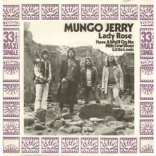 "MUNGO JERRY Lady Rose 7"" VINYL UK Dawn 1971 4 Track B/W Have A Whiff On Me"