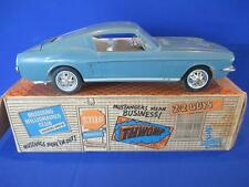 """Vintage 1967 Ford Mustang Fastback 2 x 2 AMF WEN MAC 16"""" Motorized In Box"""