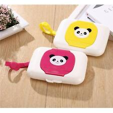 Baby Travel Wipe Case Child Wet Wipes Box Changing Dispenser Home Holiday Use LD