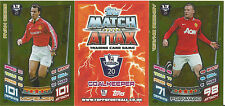 MATCH ATTAX 2012/13 LEGEND CARDS PICK THE ONES YOU NEED MINT