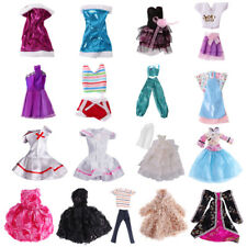 Fashion Outfit Clothes Gown Skirt for Barbie Doll Jenny Doll Party Xmas Gift