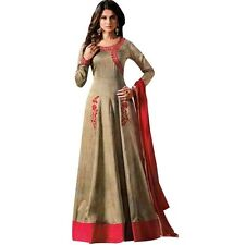Designer Anarkali Bollywood Wedding Salwar Kameez Suit Indian-Mugh-Extreme-11007