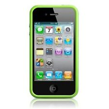 Premium Bumper Case Cover for Iphone 4 /4S with Chrome Buttons for Volume New