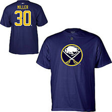 Buffalo Sabres NWT NHL Ryan Miller t-shirt Reebok new with tags Hockey USA