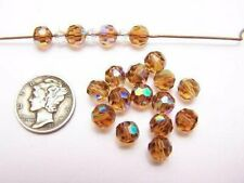 West German Art 20 - All Color and Sizes Vintage Glass Beads (6 pieces)