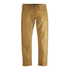 EMERICA Skateboard Pants HSU SLIM 5 POCKET CAMEL