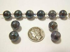 Swarovski 5800 - 10MM Rare Vintage Crystal Robin's Beads (6 pieces)