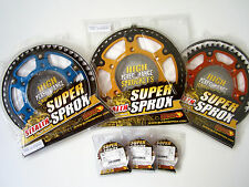 Supersprox USA Sprocket Kit Rear Front KTM XC EXC SX MXC 125 - 690 01 - 17 ALL