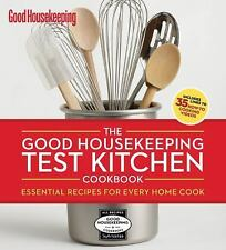 New GOOD HOUSEKEEPING TEST KITCHEN Cookbook Essential Recipes The Home Cook