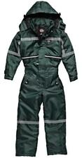 Dickies Kids / Childs - Mission Waterproof Padded Overall Coverall - Green