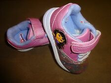 Nickelodeon Baby Toddler Girl Dora the Explorer & Friends Glitter Sneakers Shoes