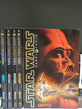 Star Wars - 'Rebel Force' Series - 5 Books Collection! (ID:46642)