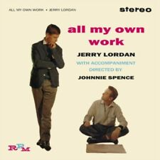 Jerry Lordan - All My Own Work NEW CD