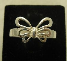 Sterling silver ring Butterfly solid 925 R000912 EMPRESS