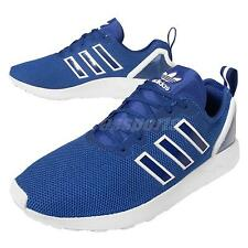 adidas Originals ZX Flux ADV Blue White Mens Running Shoes Trainers S79007