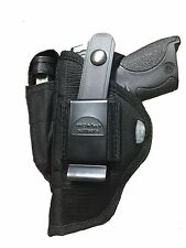 Protech Nylon Hip Belt (OWB) Gun holster For... choose your Gun model