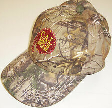 C-A-L RANCH STORES CAMO CURVED BRIM ADJUSTABLE HAT CAP BRAND NEW