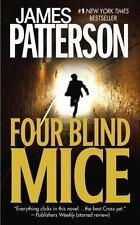 Four Blind Mice by James Patterson ~ Alex Cross Novel (Paperback)