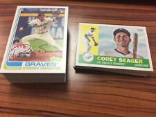 2017 Topps Archives Baseball Singles Pick from List #1 (1-150) Make Lot by YFTS