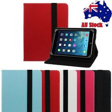 New Universal 7 inch Leather Stand Skin Case Cover For PC Android Tablet Stylish