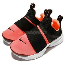Nike Presto Extreme TD Black Lava Glow Toddler Infant Running Shoes 870021-001
