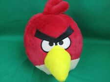 2010 COMMONWEALTH ROVIO RED ANGRY BIRDS VIDEOGAME PLUSH ANDROID APP