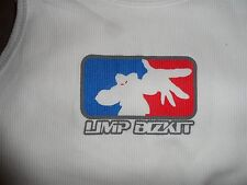 LIMP BIZKIT - Ribbed Tank Top T-shirt ~Never Worn~ XL XXL