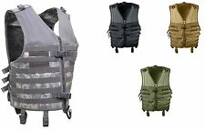 Modular Tactical  MOLLE VEST Military Combat Hunting Army Airsoft Military USMC