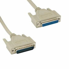 6-10 Ft IEEE-1284 DB25 Parallel Printer Extension Cable Male/Female LPT Modem PC
