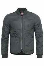 NEW Lee Quilted Down Jacket Jacket Men Down Jacket Quilted Grey Men's Jacket