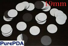 Circle Round Self Adhesive Fridge Magnets Invitations Photos Cards (19mm & 25mm)